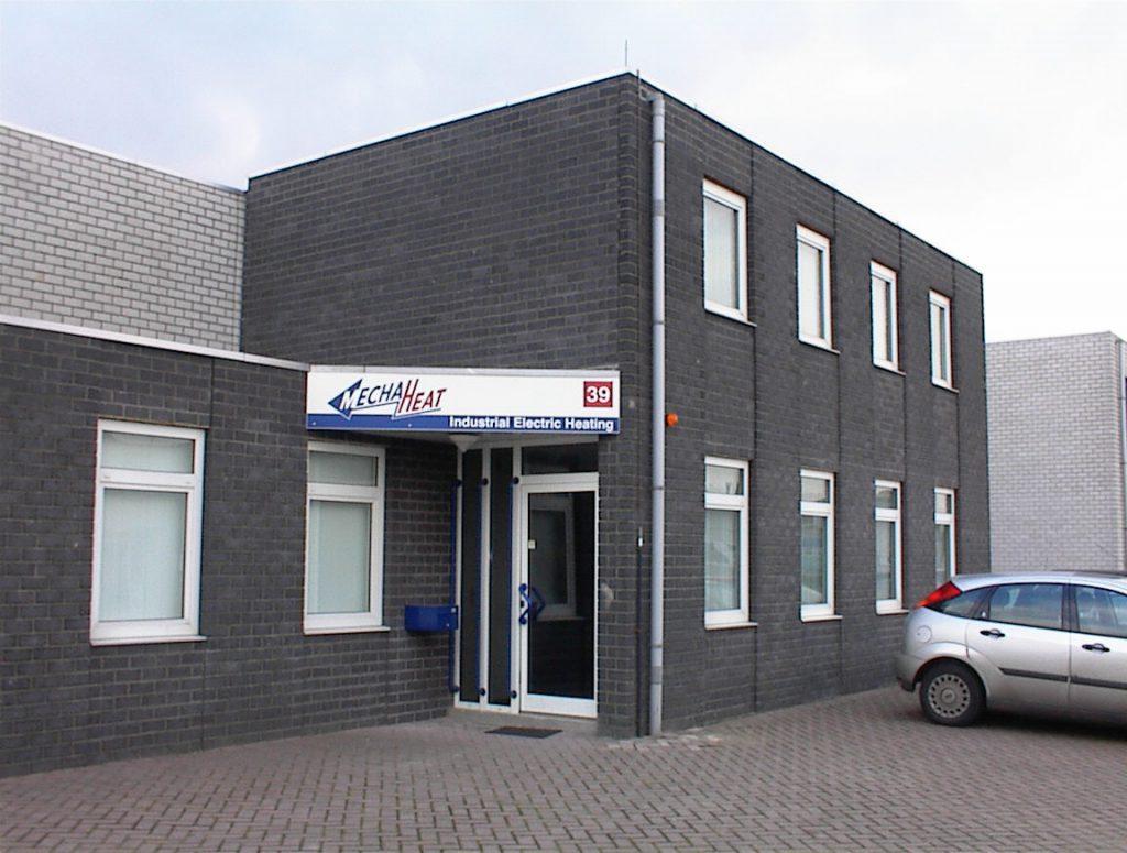 MechaHeat kantoor in Oss