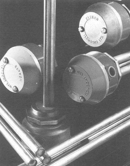 Process heating from Eltron, supplied by Van Stek.