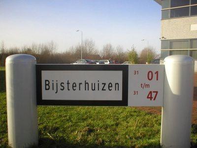 The new location at Bijsterhuizen in Wijchen.