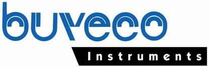 Het logo van Buveco Instruments