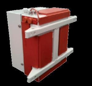 Siliconen verwarmingsmatten , op maat gemaakt en geschikt voor gebruik in windturbines, bijvoorbeeld voor de verwarming van de accubak.